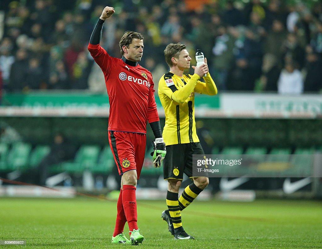 Werder Bremen v Borussia Dortmund Bundesliga