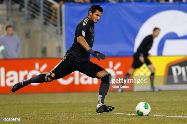 Romero Goalkeeper