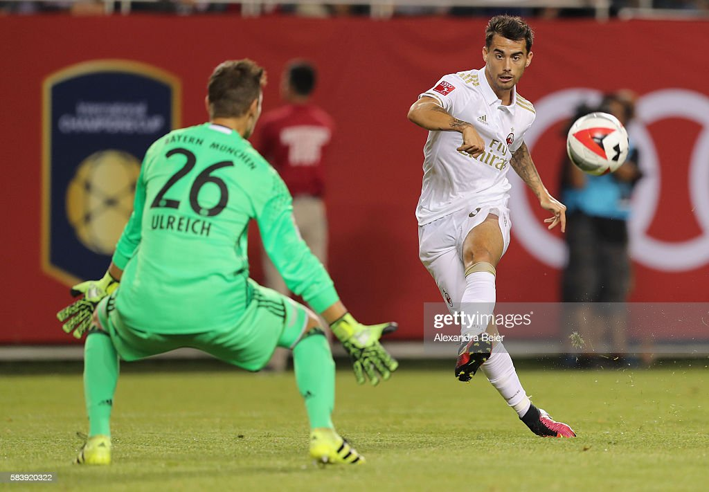 International Champions Cup 2016 - FC Bayern Munich v A.C. Milan