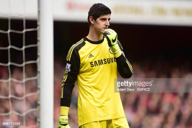 Goalkeeper Thibaut Courtois Chelsea