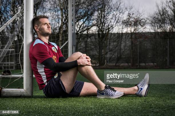 Goalkeeper Tom Heaton is photographed on July 11 2016 in Burnley England