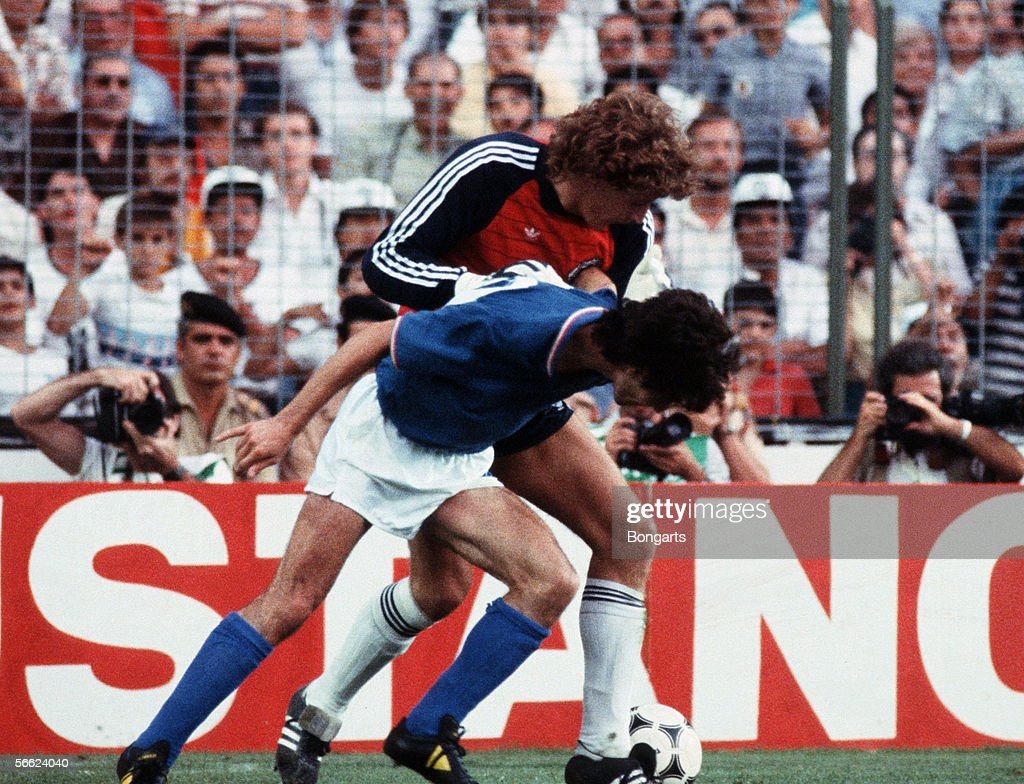 ESP World Cup Final 1982 Italy v Germany