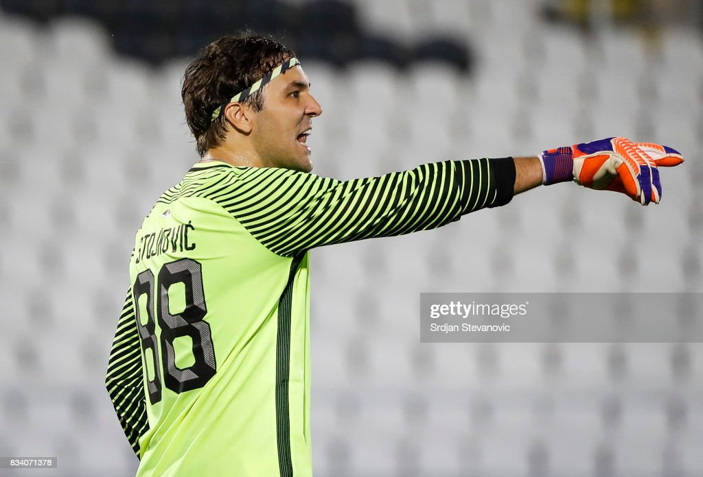 Partizan v Videoton FC - UEFA Europa League Qualifying Play-Offs Round: First Leg