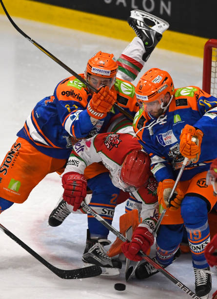 Ice Hockey Elite League Challenge Cup Final Photos And