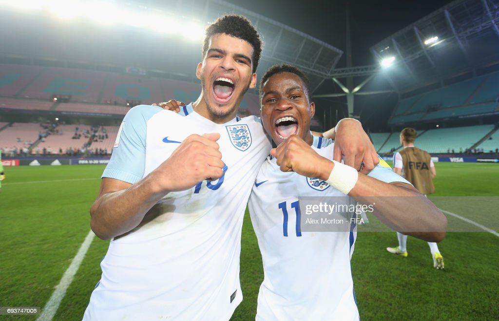 Italy v England - FIFA U-20 World Cup Korea Republic 2017