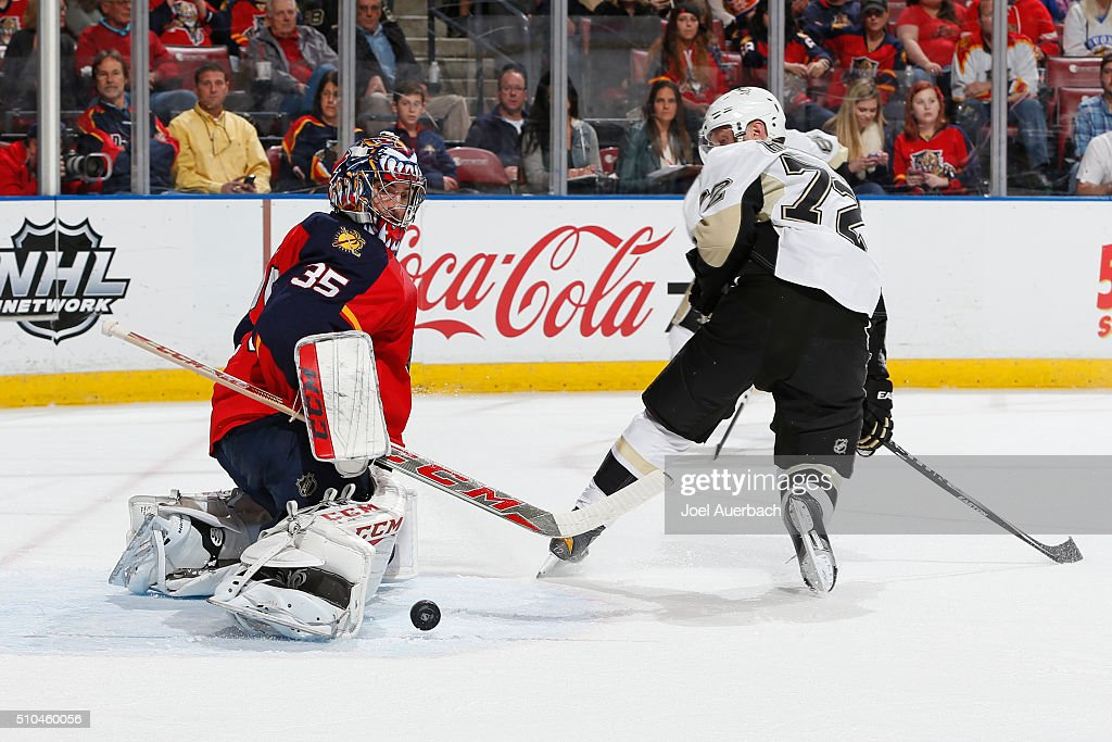 Pittsburgh Penguins v Florida Panthers