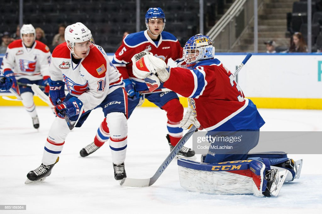 Spokane Chiefs v Edmonton Oil Kings