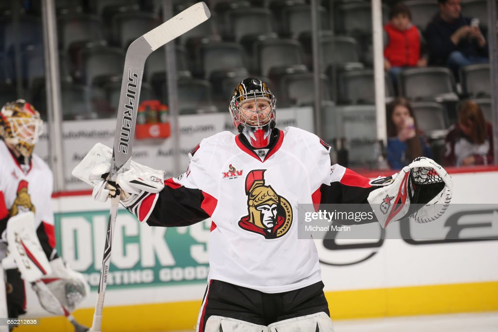 Ottawa Senators v Colorado Avalanche