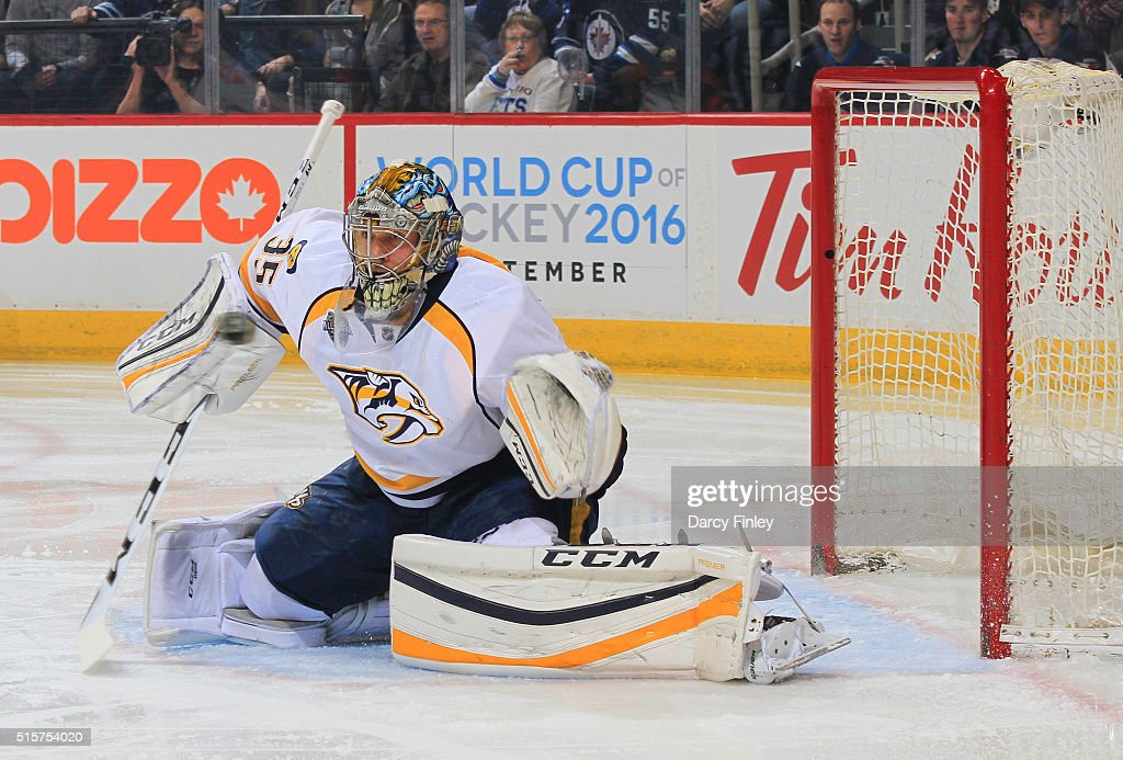Nashville Predators v Winnipeg Jets