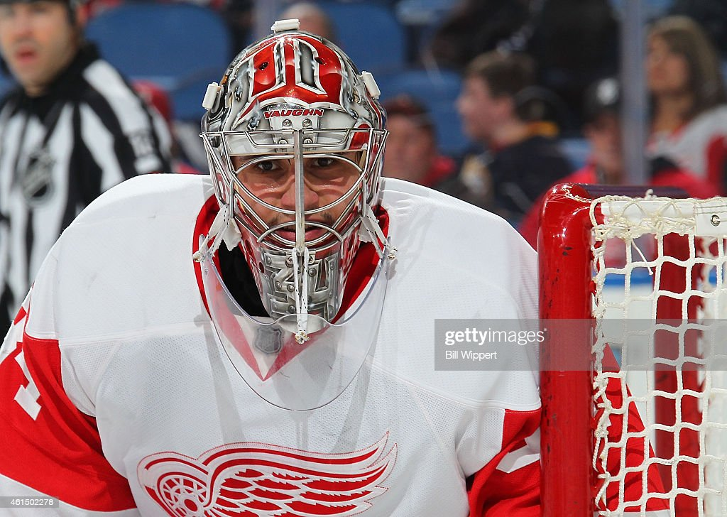detroit red wings v buffalo sabres getty images. Black Bedroom Furniture Sets. Home Design Ideas