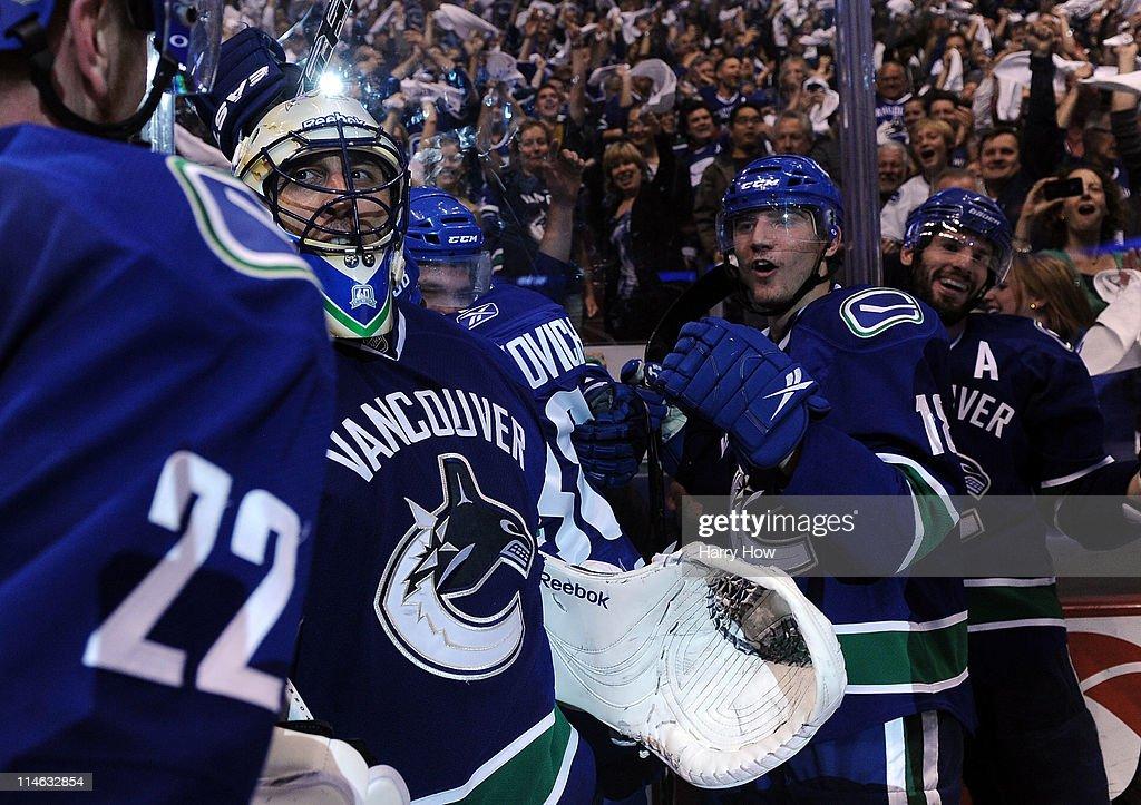 San Jose Sharks v Vancouver Canucks - Game Five