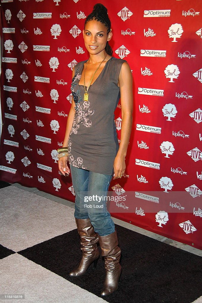Goapele during Kelis and VH1 Soul Present: The Summer of Soul Party at Crobar in New York City, New York, United States.