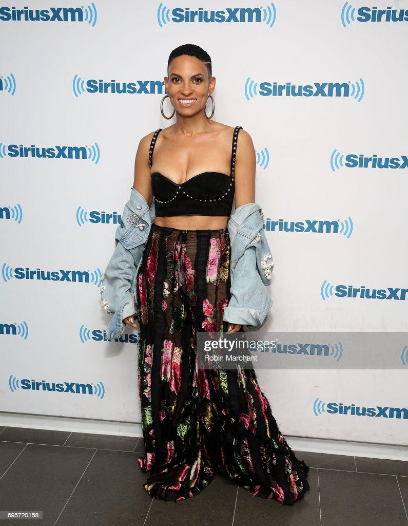 Celebrities Visit SiriusXM - June 13, 2017