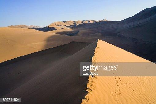Gobi Desert, Dunhuang, China