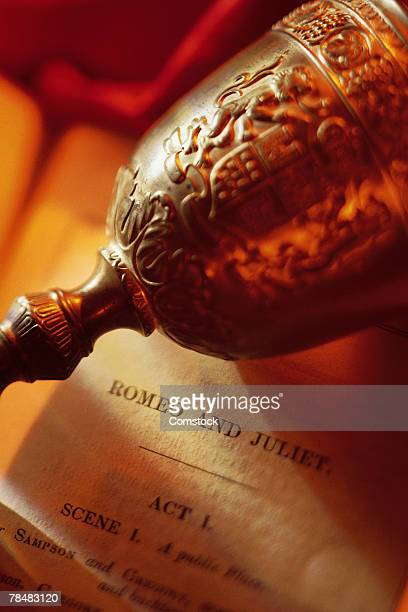 Goblet on Romeo and Juliet script