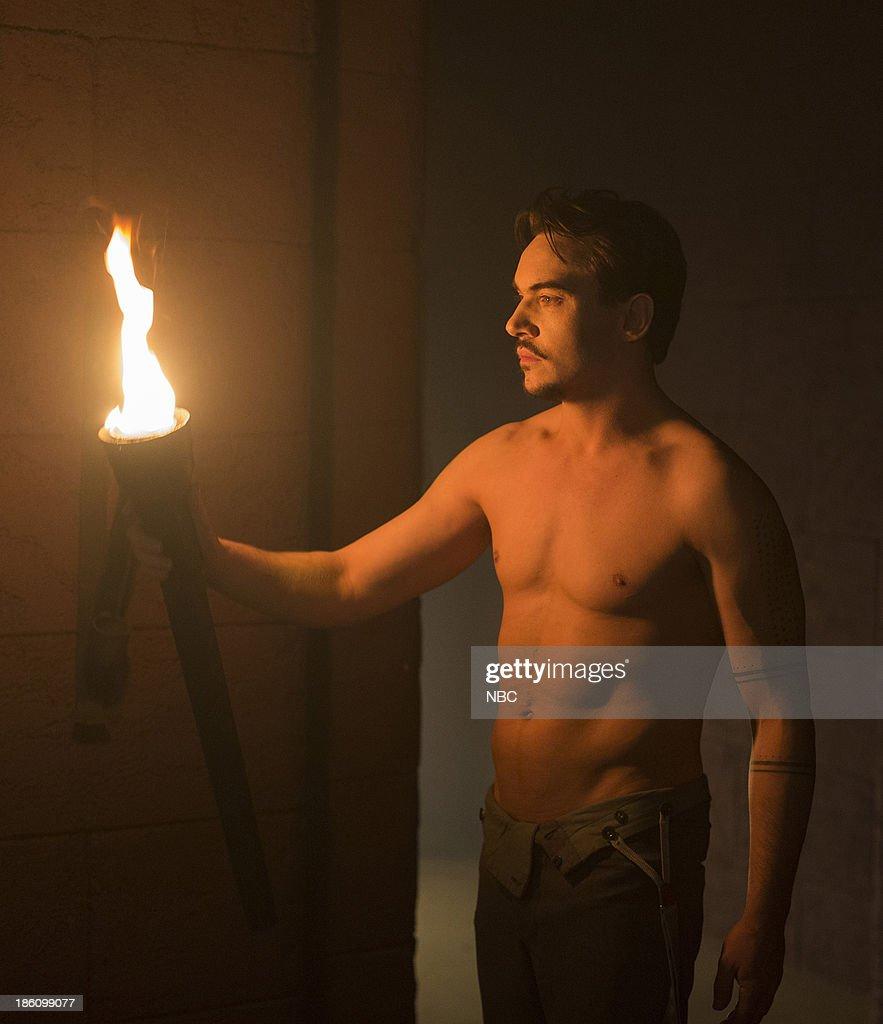 DRACULA -- 'Goblin Merchant Men' Episode 103 -- Pictured: Jonathan Rhys Meyers as Alexander Grayson --