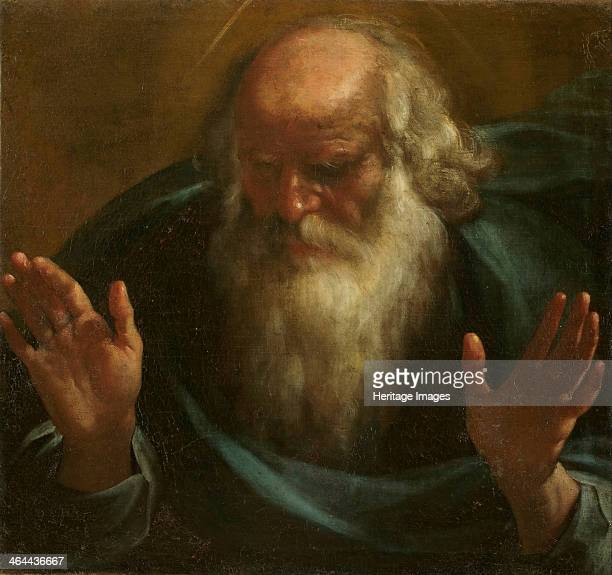 God the Father Early 17th cen Found in the collection of the Oratorio di San Bernardino e Museo Diocesano Siena