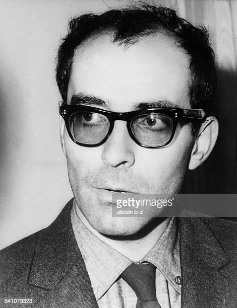 Godard JeanLuc *Filmregisseur Frankreich Portrait 1966