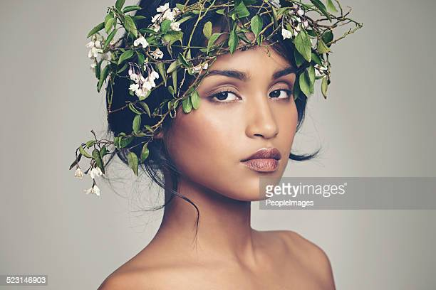 Diosa de la naturaleza