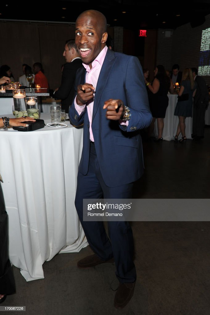 Godfrey attends the Einstein Emerging Leaders 2nd Annual Gala at Dream Downtown on June 6, 2013 in New York City.