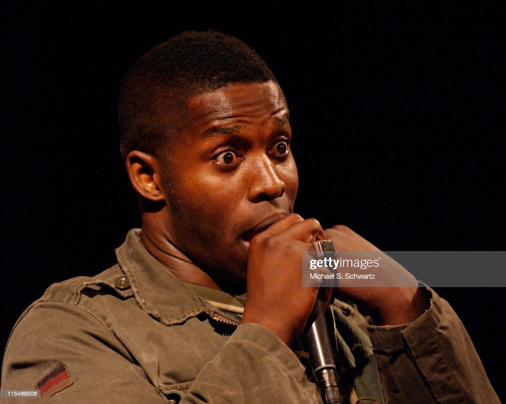 Godfrey performs at the Hollywood Improv on September 26 2007 in Hollywood CA