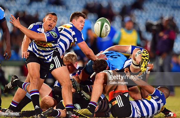 Godlen Masimla of DHL Western Province during the Currie Cup match between Vodacom Blue Bulls and DHL Western Province at Loftus Versveld on August...
