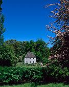 Goethe's garden house, Weimar, Thuringia, Germany
