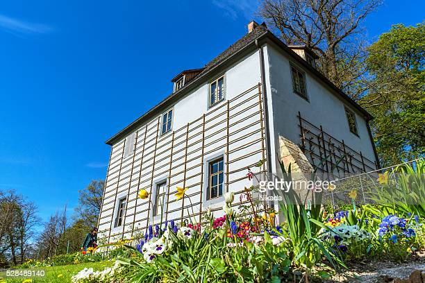 Goethe's summer cottage in Weimar, Deutschland