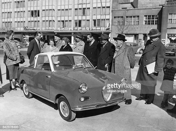 GoggomobilCoupe 1957
