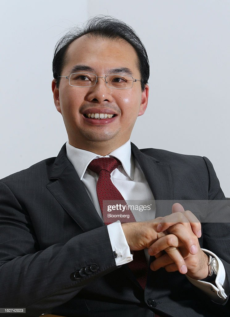 Goh Miah Kiat, executive director of Karex Industries Sdn. Bhd., poses for a photograph at the company's factory in Pontian Besar, Johor, Malaysia, on Thursday, Sept. 20, 2012. Karex Industries' line of business includes the manufacturing of industrial rubber goods, rubberized fabrics, and miscellaneous rubber specialties. Photographer: Goh Seng Chong/Bloomberg via Getty Images