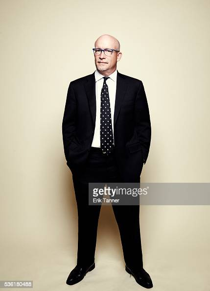 'Going Clear Scientology and the Prison of Belief' director Alex Gibney poses for a portrait at the 75th Annual Peabody Awards Ceremony at Cipriani...