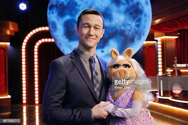 THE MUPPETS 'Going Going Gonzo' After a showstopping duet with Miss Piggy on 'Up Late with Miss Piggy' Joseph GordonLevitt joins Scooter Pepe and the...