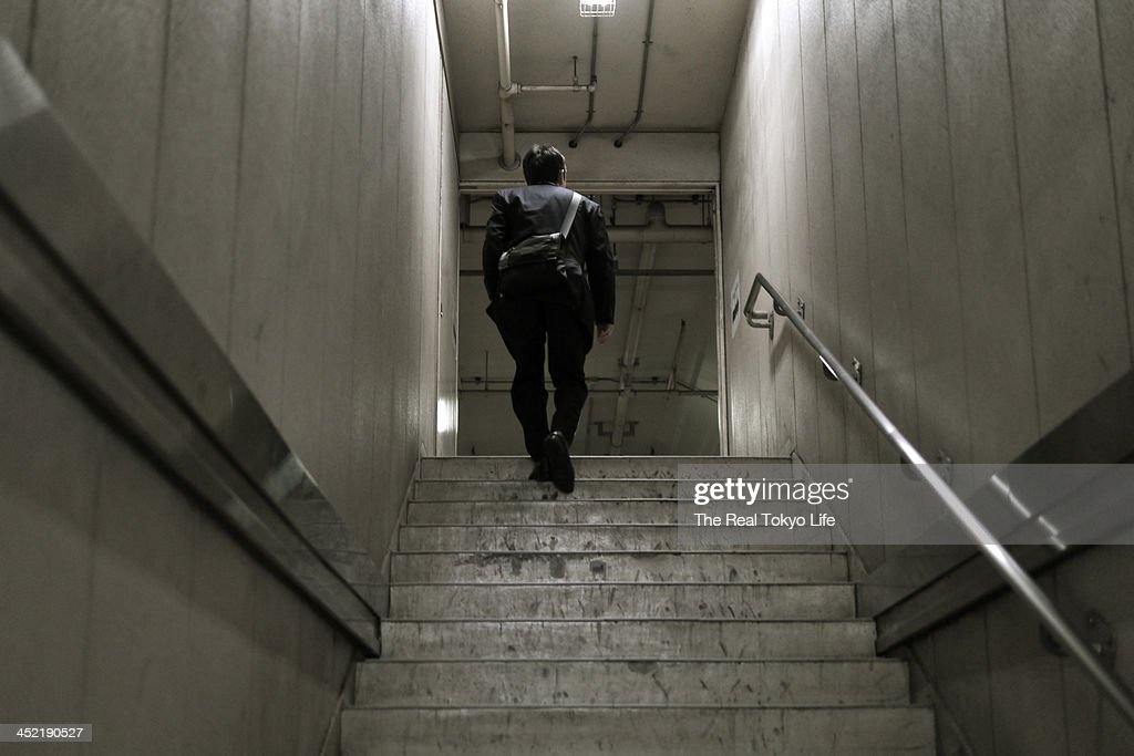 Going home : Stock Photo
