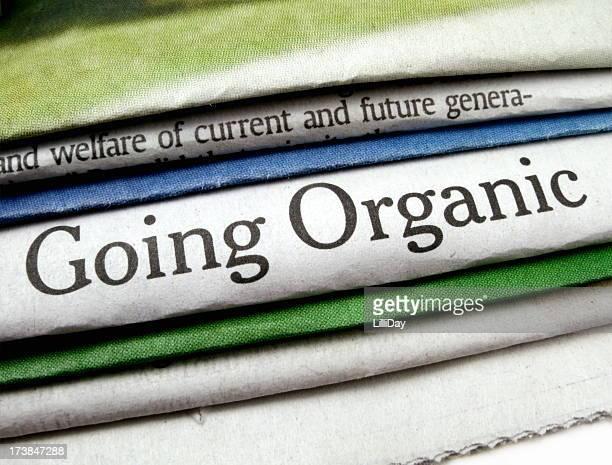 Going Organic Headline
