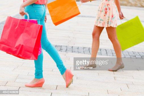 Going Shopping : Stock Photo