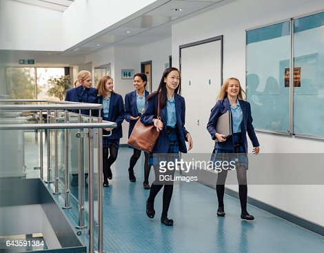 Going To Lessons : Stock Photo
