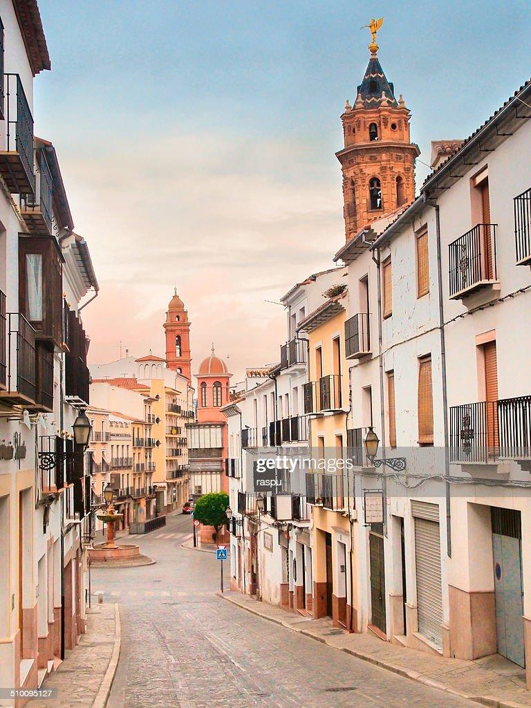 Going to San Sebastian square
