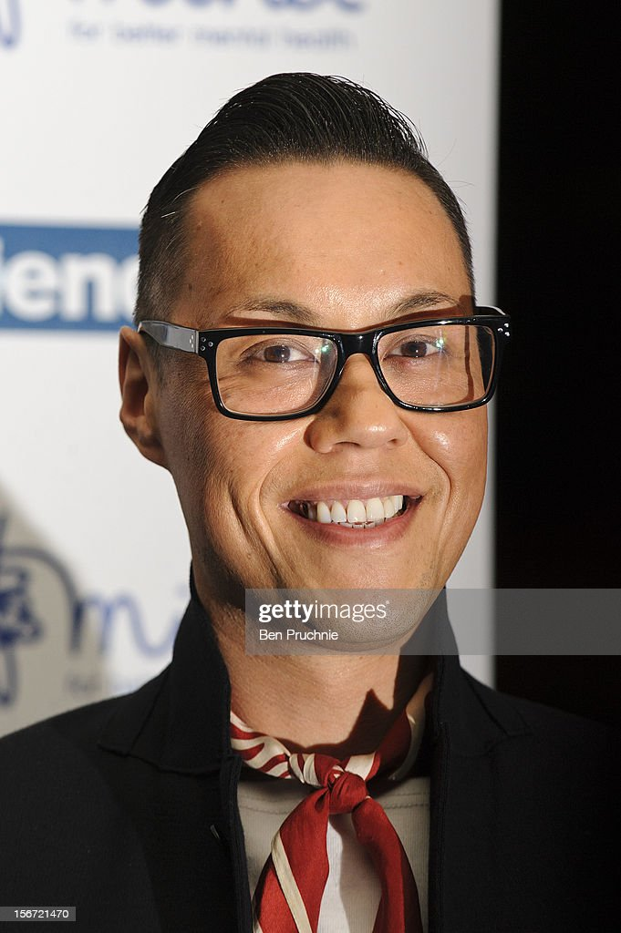 Gok Wan attends the Mind Mental Health Media Awards at BFI Southbank on November 19, 2012 in London, England.
