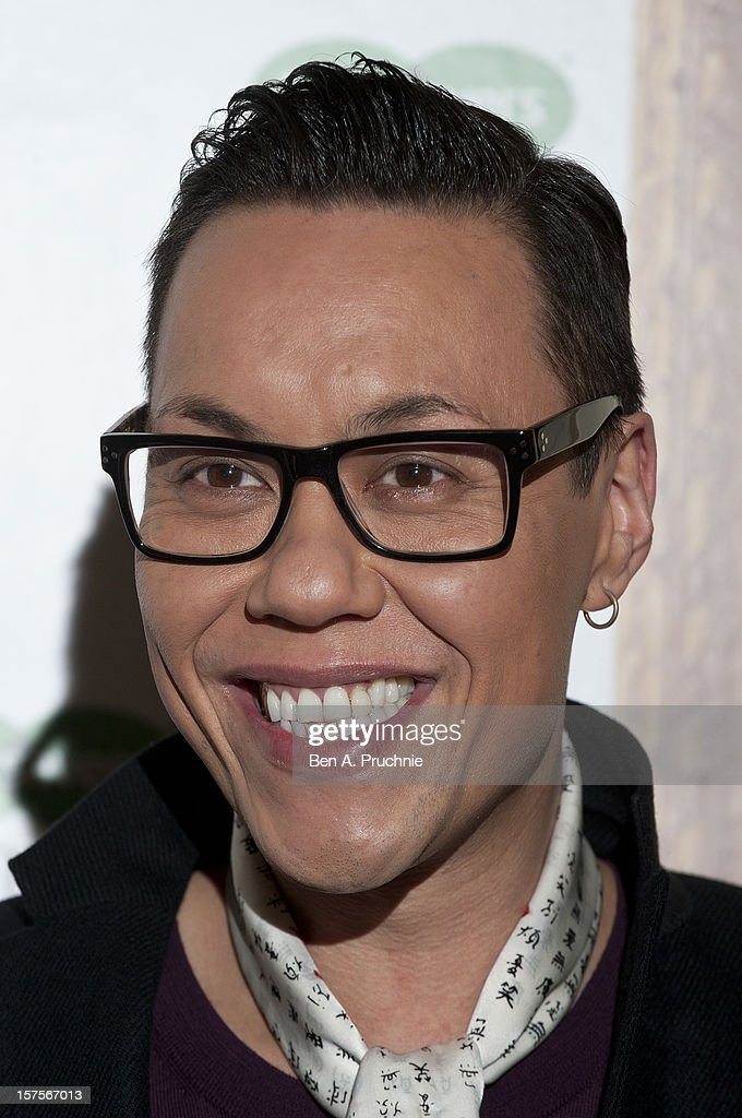 Gok Wan attends the Specsavers National Book Awards at Mandarin Oriental Hyde Park on December 4, 2012 in London, England.