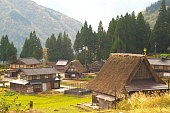 Gokayama of the world's cultural and natural heritage