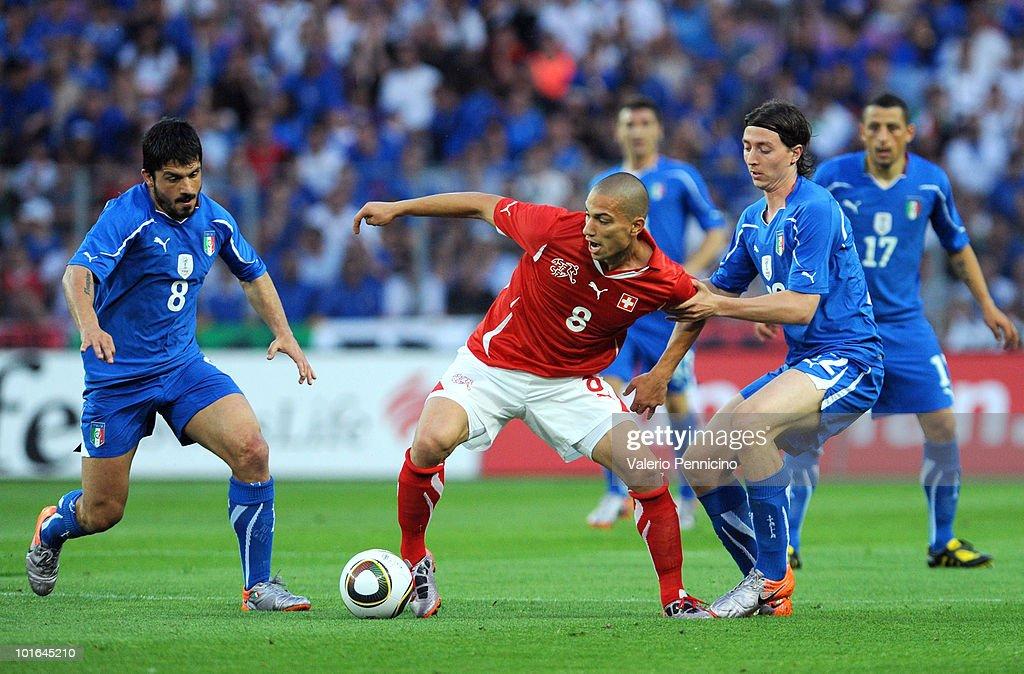 Switzerland v Italy - International Friendly Match