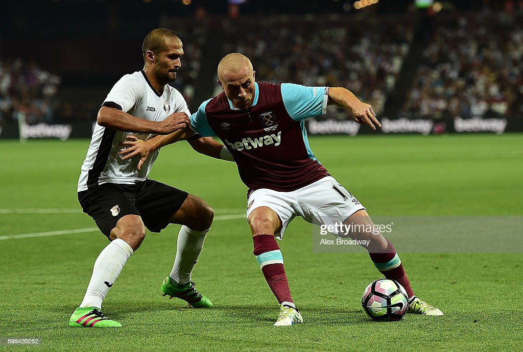 West Ham United v FC Astra Giurgiu - UEFA Europa League : News Photo