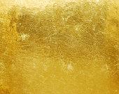 a detail of golden texture