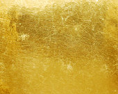 a detail of golden texture