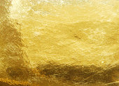 a detail of gold texture