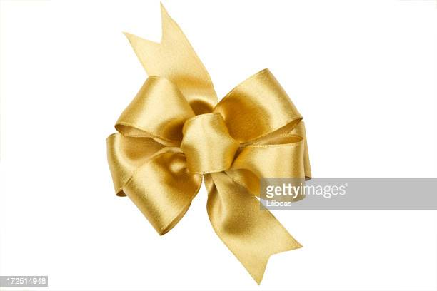 Gold Bow Series (CLIPPING PATH XL)