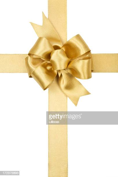 Gold Bow Series (CLIPPING PATH) XL