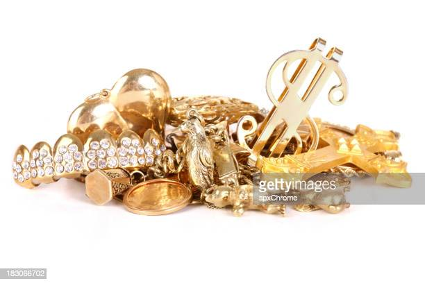 Gold Charms