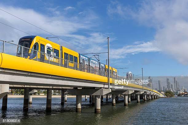 Gold Coast Tram, Queensland, Australia