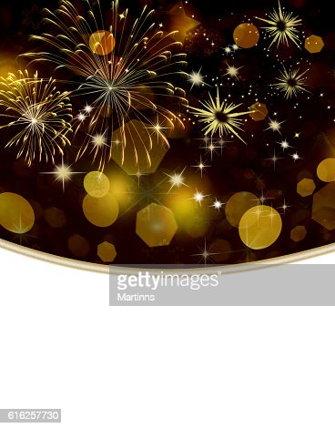 Fundo de Natal dourado : Foto de stock